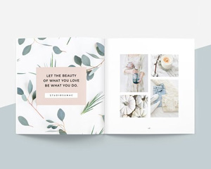 Magnolia Lookbook Template 2819638
